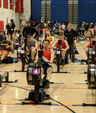 6 Questions with Michael Hsieh: Competitive Masters Rower and Erg Sprint Gold Medal Winner