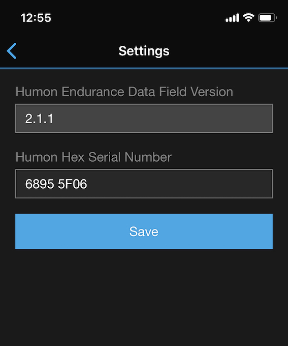 Humon App Features and Tips