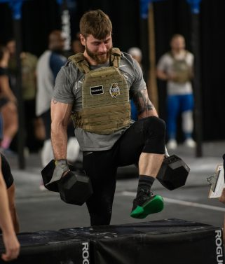 Humon Challenge Athlete Feature 1: CrossFit Games Athlete Justin Wright