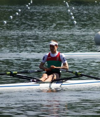 Q&A with Bence Tamas from Hungary's National Rowing Team