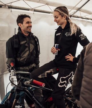 A Sit Down with Chris Kilmurray, Founder of Point1Athletic and Coach to World Champion Downhill Mountain Bike Racers.